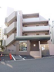 ドミ−ル聖蹟桜ヶ丘[1階]の外観