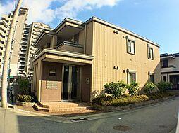 兵庫県神戸市長田区御屋敷通2丁目の賃貸マンションの外観