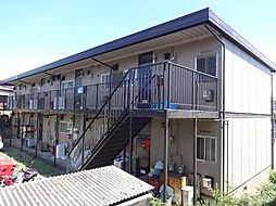 神奈川県横浜市旭区中白根2丁目の賃貸アパートの外観