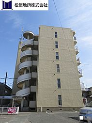 愛知県豊橋市東脇4丁目の賃貸マンションの外観