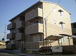 テ キューロ ウノ[3階]の外観