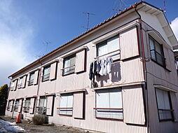 武美荘A[1階]の外観