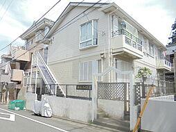 神奈川県横浜市磯子区洋光台3丁目の賃貸アパートの外観