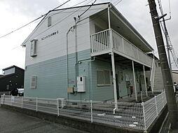 千葉県千葉市中央区宮崎町の賃貸アパートの外観