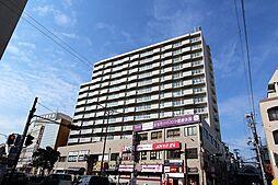 板宿グリーンタウン[11階]の外観
