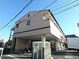 大阪府箕面市小野原東1丁目の賃貸マンションの外観