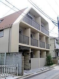 東京都世田谷区東玉川2丁目の賃貸マンションの外観