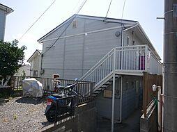 神奈川県海老名市大谷北3の賃貸アパートの外観