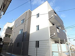 埼玉県さいたま市大宮区上小町の賃貸アパートの外観