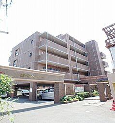 福岡県福岡市城南区別府6丁目の賃貸マンションの外観