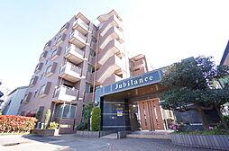 埼玉県朝霞市三原5丁目の賃貸マンションの外観