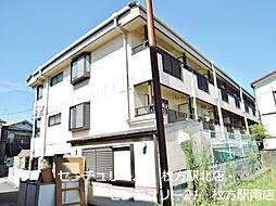 三熊渚南ハイツ[2階]の外観