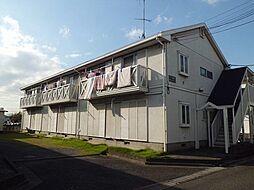 コーポ橋戸E[201号室]の外観
