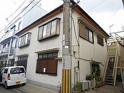 大阪府豊中市本町3丁目の賃貸アパートの外観