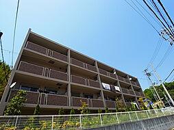 ガーデンコート[2階]の外観