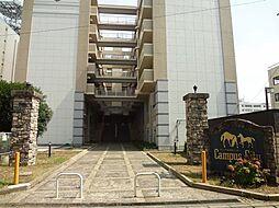 キャンパスシティ箱崎[615号室]の外観