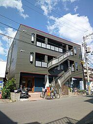 大阪府豊中市本町1丁目の賃貸マンションの外観