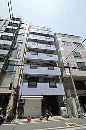 大阪府大阪市西区北堀江1丁目の賃貸マンションの外観