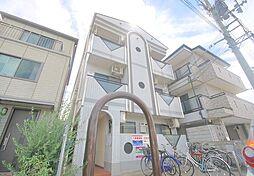 クイーン桜木[3階]の外観