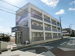 千葉県千葉市緑区誉田町3丁目の賃貸マンションの外観