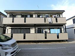 栃木県下都賀郡壬生町大字壬生丁の賃貸アパートの外観