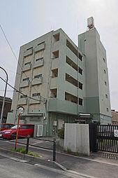 千葉県市川市菅野5丁目の賃貸マンションの外観