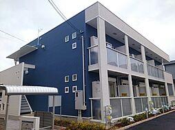 南海線 羽倉崎駅 徒歩13分の賃貸アパート