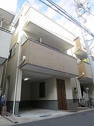 [一戸建] 東京都大田区大森西4丁目 の賃貸【/】の外観