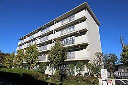 中野島住宅[5階]の外観