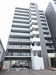 福岡県福岡市博多区東比恵4丁目の賃貸マンションの外観