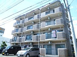 神奈川県厚木市妻田北1丁目の賃貸マンションの外観