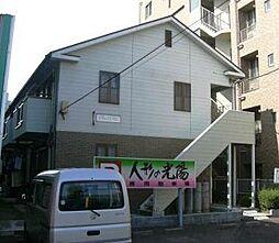 埼玉県草加市瀬崎1の賃貸アパートの外観