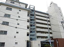 亀城マンション[407号室]の外観