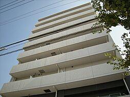 大阪府大阪市北区中津6丁目の賃貸マンションの外観