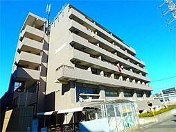 神奈川県川崎市麻生区白鳥3丁目の賃貸マンションの外観