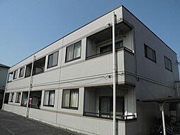 千葉県柏市篠籠田の賃貸マンションの外観