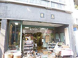 東京都新宿区神楽坂5丁目の賃貸マンションの外観
