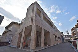 大阪府松原市別所5丁目の賃貸マンションの外観