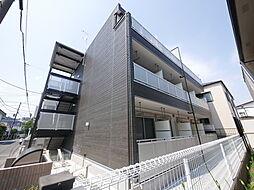 神奈川県座間市相模が丘6丁目の賃貸マンションの外観