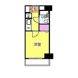 アーバンヒルズマンション日吉[415号室]の間取り