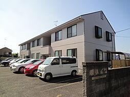 東京都八王子市暁町2丁目の賃貸アパートの外観