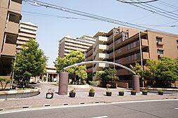 フロール川崎下平間5号棟[5階]の外観