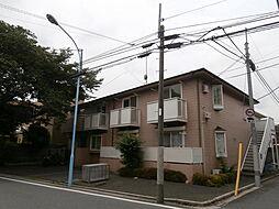 東京都練馬区関町南1丁目の賃貸アパートの外観