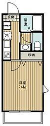 さいたま市北区日進町2丁目新築PJ 1階1Kの間取り