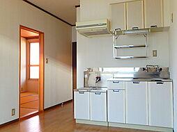 キッチン,2DK,面積38.8m2,賃料3.8万円,,,北海道石狩市花川南六条4丁目