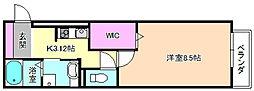 (仮称)D-room 牧野下島町[1階]の間取り
