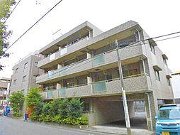 神奈川県大和市中央林間6丁目の賃貸マンションの外観