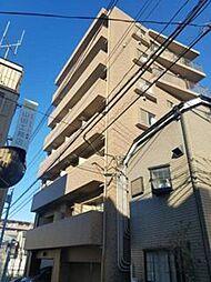 東京都品川区豊町2丁目の賃貸マンションの外観