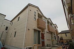 [テラスハウス] 千葉県市川市若宮1丁目 の賃貸【/】の外観
