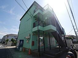 神奈川県海老名市国分北1の賃貸アパートの外観